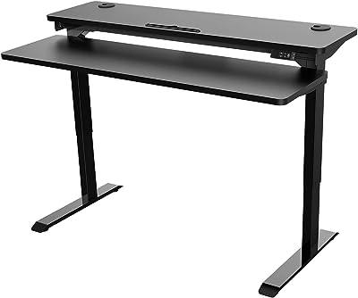Amazon Com Tresanti Adjustable Height Desk 1334060