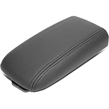 Karpal Center Console Armrest Latch Lid Cover 88986007 Compatible With Chevrolet Trailblazer GMC Buick Oldsmobile Bravada