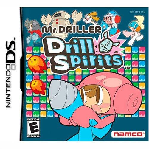 Mr.Driller: Drill Spirits