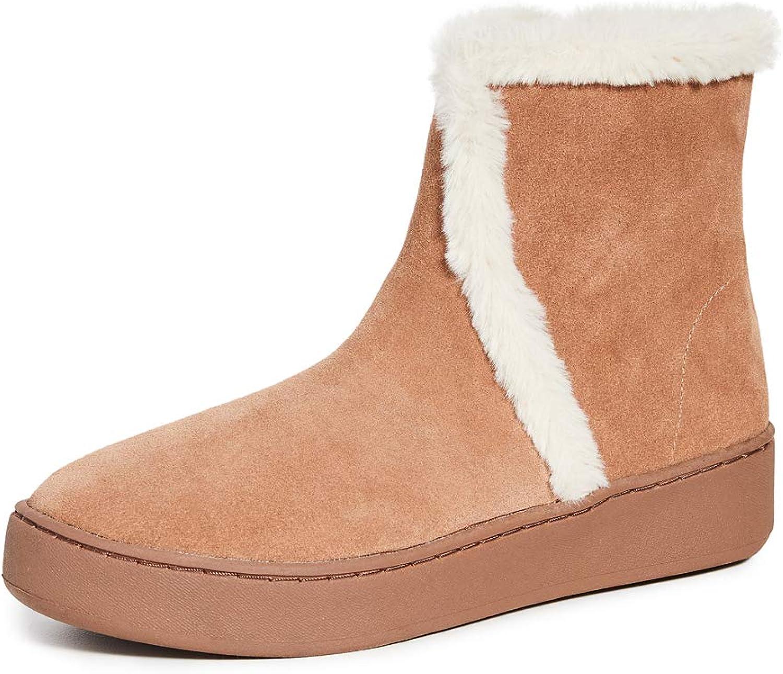 Soludos Women's Whistler Cozy Boots