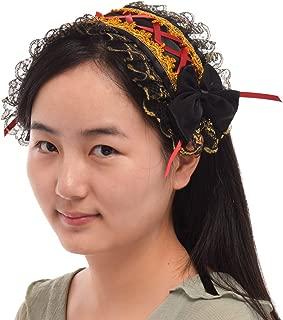 Women's Maid Bowknot Headband Headdress