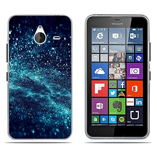 DIKAS Nokia Microsoft Lumia 640XL Custodia, Protectiva Ultra 3D Silicone Custodia TPU Morbida Silicone Coperture Anti Graffio Slim Case Caso Nokia Microsoft Lumia 640XL- PIC: 04