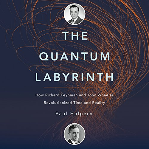 The Quantum Labyrinth audiobook cover art
