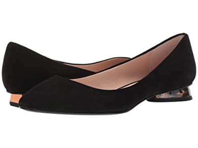 Kate Spade New York Fallyn (Black Suede) Women