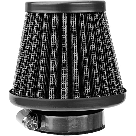 38mm Air Filter for Chinese GY6 50cc QMB139 Moped Scooter Off Road Motorcycle ATV Quad XR50 CRF50 XR CRF 90cc 110cc 125cc Dirt Pit Bike Black
