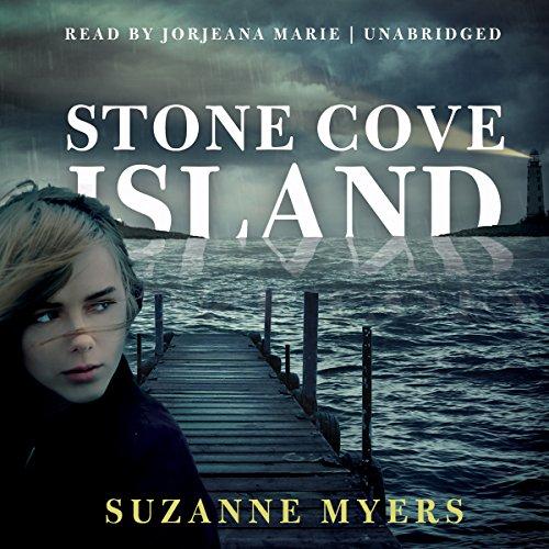 Stone Cove Island audiobook cover art