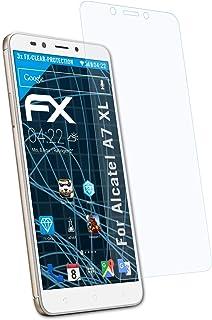 atFoliX Skärmskyddsfilm är kompatibel med Alcatel A7 XL Film, ultra-klar FX Skyddsfilm (3X)
