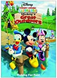DISNEY MICKEY MOUSE CLUBHOUSE: MICKEY'S GREAT OUTDOORS (HOME VIDEO RELEASE)