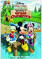 Mickey Mouse Clubhouse: Mickey's Great Outdoors [DVD] [Import]