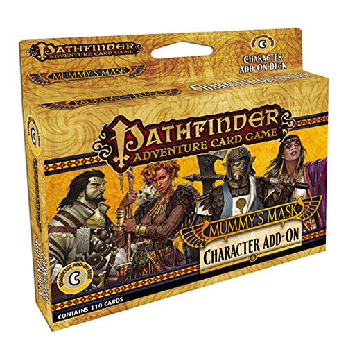 Pathfinder Adventure Card Game Mummy's Mask Character Add-on Deck
