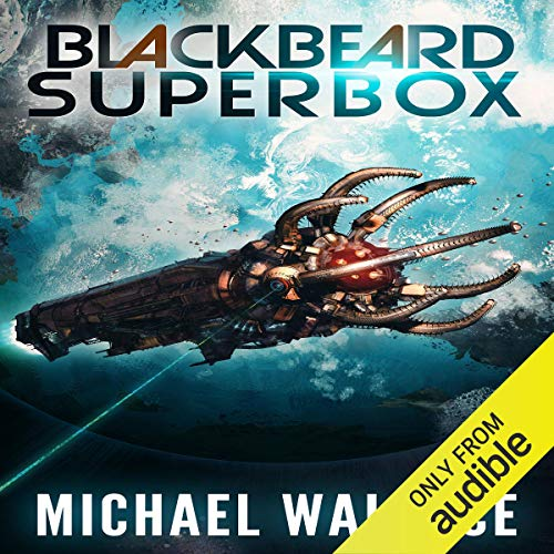 Blackbeard Superbox  By  cover art