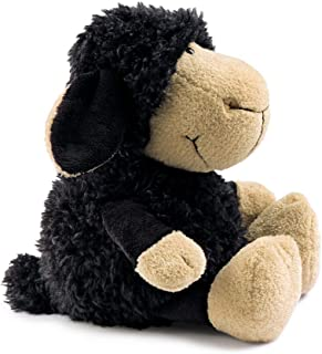 NICI 39675Floppy Sheep Black 25cm