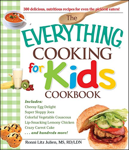 The Everything Cooking for Kids Cookbook (Everything®) (English Edition)