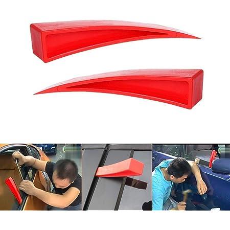 Air Pump MOTOWOLF 10PCS Useful Car Repair Tools DIY Fix Hand Tools Kit Universal Car Door Portable Car Vehicle Emergency Tool Kit