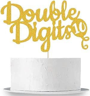Best 10th birthday cake topper Reviews