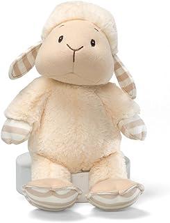"Silly Stripes Lamb Sm 9"" by Gund"