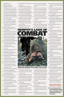 Anonymous - Murphy's Laws Of Combat