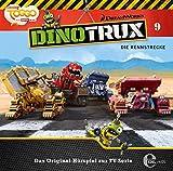 Dinotrux - Folge 9: Die Rennstrecke - Das Original-Hörspiel zur TV-Serie
