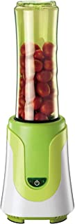 Blender for Shakes and Smoothies, Single Serve Blender, Handheld Blender, 200W Low Noise Mini Blender, 4 Blades, Sports,Tr...
