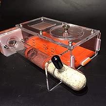 KKmoon DIY T-Dise/ño /Área de alimentaci/ón Acr/ílico Granja Insecto Villa Pet Mania House Ant Nest Regalo de cumplea/ños Regalo