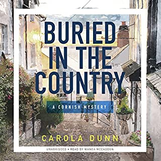 Buried in the Country audiobook cover art