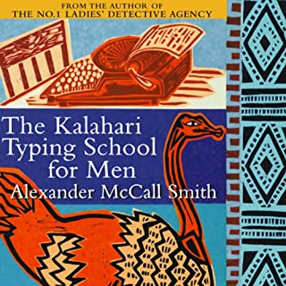 Couverture de The Kalahari Typing School for Men