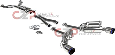 hks hi power exhaust g35