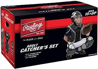 Best rawlings intermediate catchers gear Reviews