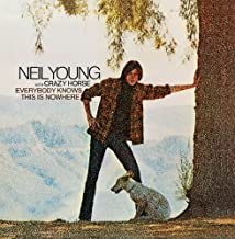 Everybody Knows This Is Nowhere by Neil Young (2009-07-14)