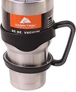 CocoStraw Handle for Ozark Trail 30-Ounce Double-Wall Rambler Vacuum Cups Brand Drinking Straw (1 Handle 30oz)