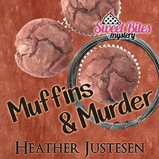Muffins & Murder audiobook cover art
