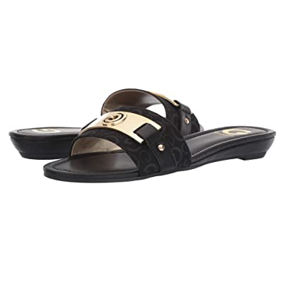 G by GUESS Jeena (Black/Black Shining/Black) Women
