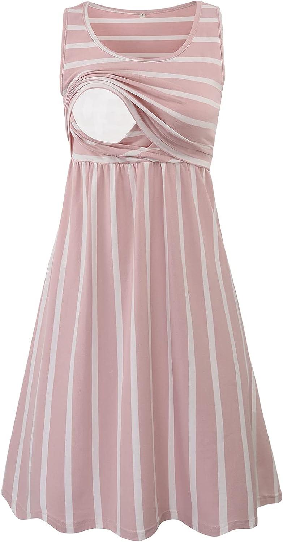 BBHoping Cheap sale Many popular brands Women's Maternity Dress Short Knee Sleeve Length C