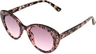 NINE WEST Women's Jackie Sunglasses Round
