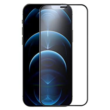 """Nillkin Tempered Glass for Apple iPhone 12 / Apple iPhone 12 Pro (6.1"""" Inch) FogMirror Full Coverage Matte Tempered Glass 0.33mm"""