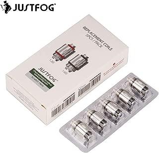 Justfog Coil 5個入り 1.2ohm 1.6ohm Justfog社製コイル 正規品 ジャストフォグ