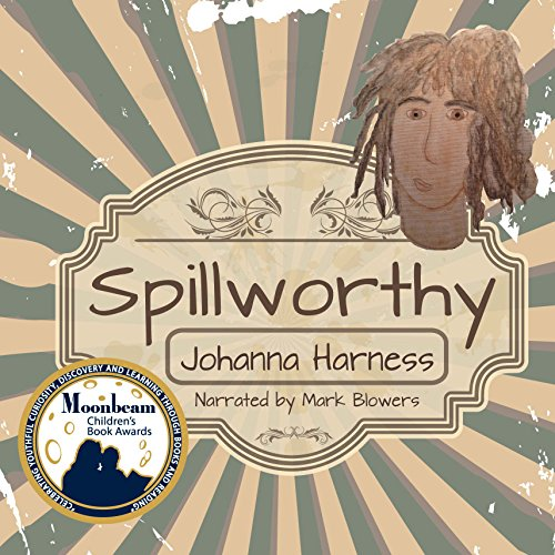 Spillworthy audiobook cover art