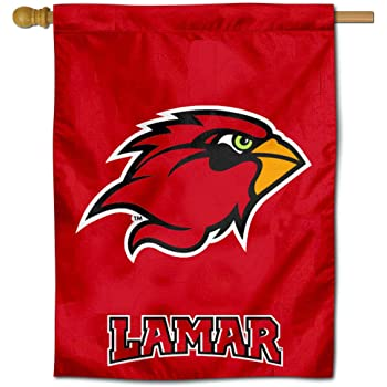 12.5 x 18 inches 2 Sided Print WinCraft Lamar University Cardinals Garden Flag