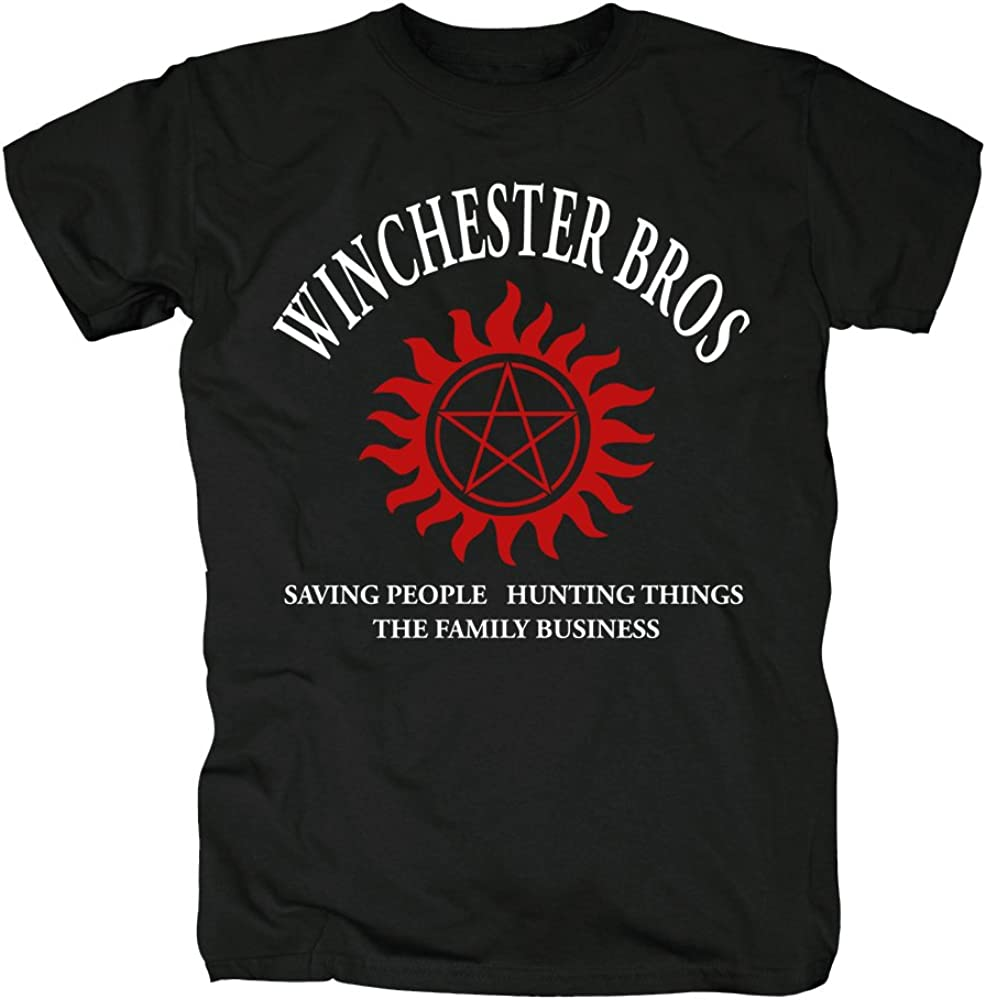 TSP Winchester Bros - The Family Business Camiseta para Hombre T-Shirt