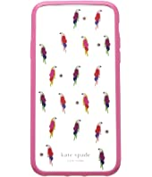 Kate Spade New York - Jeweled Flock Party Phone Case For iPhone XR