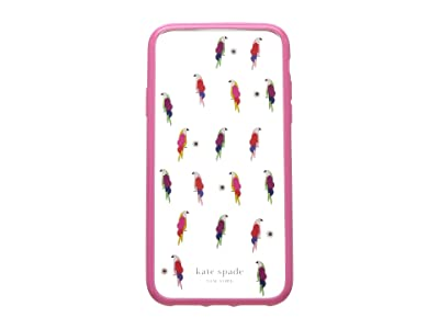 Kate Spade New York Jeweled Flock Party Phone Case For iPhone XR (Multi) Cell Phone Case
