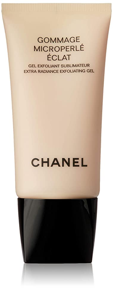 Chanel Gommage Microperle Eclat Extra Radiance Exfoliating Gel, 2.5 Ounce