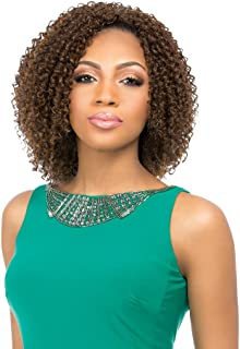 Haircloset's Sensationnel Instant Weave Synthetic Half Wig GENOVA (F1B/30)