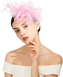 Best mother of the bride hat or fascinator Reviews
