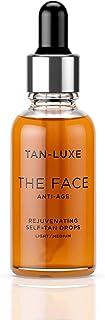 Tan-Luxe The Face Anti-Age Rejuvenating Self-Tan Serum Drops