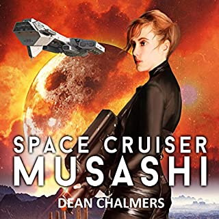 Space Cruiser Musashi cover art
