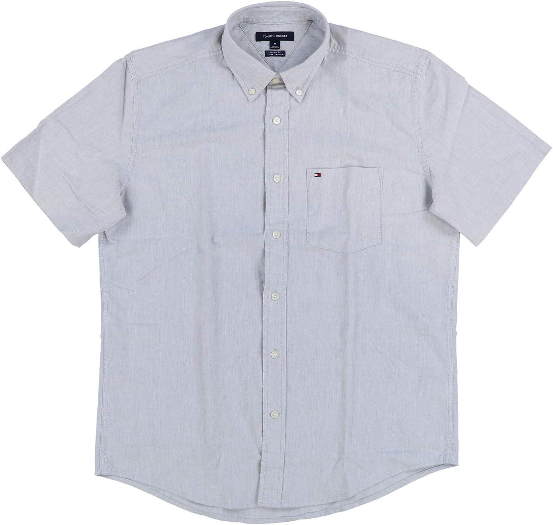Tommy Hilfiger Mens Classic Fit Buttondown Shirt
