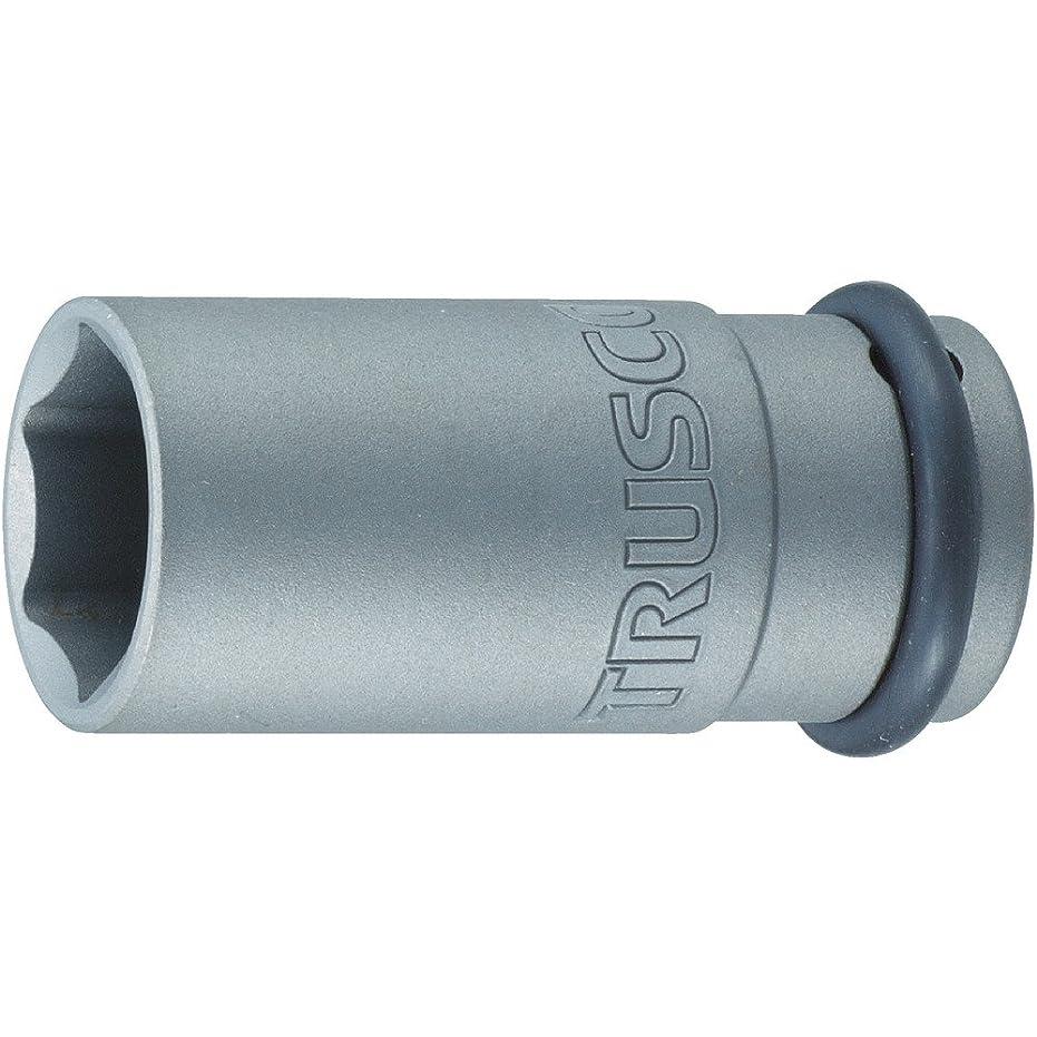 クレジット優しいクリアTRUSCO(トラスコ) インパクト用ロングソケット(差込角19.0)対辺41mm T6-41AL