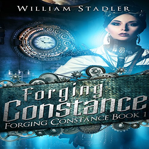 Forging Constance audiobook cover art