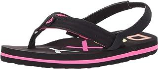 Roxy Girl's Tw Vista 3 Point Sandal Flip-Flop